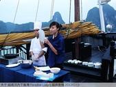 越南河內下龍灣 Paradise Luxury 越南春捲 20120119:P1030977.jpg