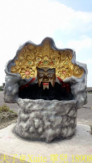 189081.jpg - 箔子寮喔熊藝術村 會轉頭的神明 佛祖 & 溫府千歲 20190416