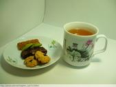 長生製茶廠桃映紅茶+阿邦登夏生活工作室手工餅乾 20110911:P1080750.JPG