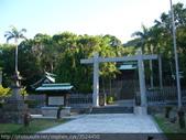 唯一完整保存下來的日本神社-桃園忠烈祠 2009/09/26:P1040432.JPG