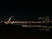 台北市迎風河濱公園夜拍大直橋及基隆河 2010/01/19:P1070054.JPG
