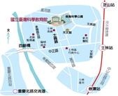 勇闖侏儸紀王者再現 恐龍首展  2016/01/01:台北市科教館 trafficMap.jpg