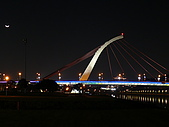 台北市迎風河濱公園夜拍大直橋及基隆河 2010/01/19:P1070050.JPG