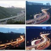 林口新林步道拍五楊高架車軌 2013/05/25:相簿封面