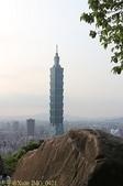 台北市四獸山 - 象山看 101 夜景:IMG_0421.jpg