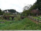 桃園龍潭大平村大平紅橋 and 入口伯公廟 2011/02/18:P1010215.JPG