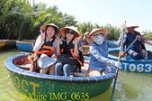 迦南島 會安秋盆河 搭竹桶船 釣螃蟹 2020123:IMG_0635.jpg