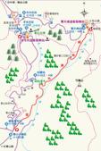 陽明山絹絲瀑布 2013/09/09:絹絲瀑布步道 map linepicture09-01.jpg