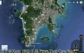 泰國普吉神仙半島 Promthep Cape 四面佛 20160208:神仙半島 Prom Thep Cape Map.jpg