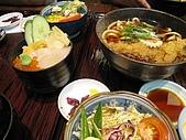 2008夢時代北海道食堂:炸蝦烏龍麵