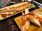 2008夢時代北海道食堂:太后嘴饞想點帝王蟹和大卷