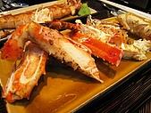 2008夢時代北海道食堂:一支腳要NT200元的帝王蟹