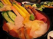2008夢時代北海道食堂:海鮮丼特寫