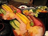 2008夢時代北海道食堂:懷念的海鮮丼啊~~~