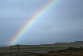 冰島北部: Reykjavik-Hvammstangi-Akureyri:又一道彩虹