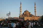 Istanbul ( Turkey )      藍色清真寺、蘇菲亞、耶尼清真寺...:回到Eminonu的碼頭區