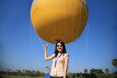 熱氣球&洞里薩湖... (暹粒/柬埔寨):