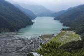 合歡山(08/23~24/'14):正中午的碧湖,顏色不對了!  還有讓人傷心的淤積。