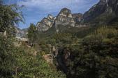 萬仙山(郭亮+南坪)(河南):從崖上人家觀景台往下看