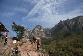 萬仙山(郭亮+南坪)(河南):崖上人家觀景台上