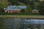 冰島北部: Reykjavik-Hvammstangi-Akureyri:阿庫瑞里湖邊許多漂亮的積木房子