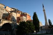 Istanbul ( Turkey )      藍色清真寺、蘇菲亞、耶尼清真寺...:藍色清真寺是我們的第一個景點