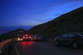 合歡山(08/23~24/'14):路邊停好車,往合歡山主峰走去...