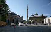 Istanbul ( Turkey )      藍色清真寺、蘇菲亞、耶尼清真寺...:伊斯坦堡的蘇丹艾哈邁德區