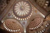 Istanbul ( Turkey )      藍色清真寺、蘇菲亞、耶尼清真寺...:藍色清真寺的大圓頂