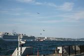 Istanbul ( Turkey )      藍色清真寺、蘇菲亞、耶尼清真寺...:到Eminonu 碼頭區