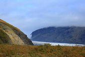 Vik-Skaftafell National Park-Jokulsarlon-Reykjavik:往玄武岩瀑布走去
