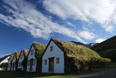 Grenevik(草屋)- Godafoss(上帝瀑布)-Mývatn (米湖) :9/4,  Grenevik 的 Laufas傳統草屋