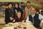 中正大學的晨曦&媽生日:媽過92歲生日