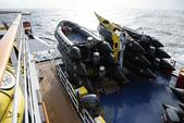 格陵蘭(1):每天出門要搭的橡皮艇