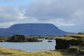Grenevik(草屋)- Godafoss(上帝瀑布)-Mývatn (米湖) :米湖到了!