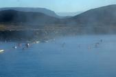 Grenevik(草屋)- Godafoss(上帝瀑布)-Mývatn (米湖) :粉藍粉美唷!