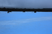 Vik-Skaftafell National Park-Jokulsarlon-Reykjavik:很美的藍
