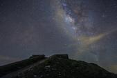 合歡山(08/23~24/'14):這觀景台竟然就在幾步之外!  馬雅+夏日大銀河!