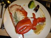 結婚35週年紀念-三鉄鐵板燒餐廳:DSC09380半隻龍蝦餐$980.JPG