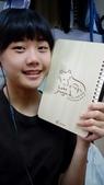 小女兒20歲成人禮物《木雕筆記本--木頭方程式》:200403.jpg