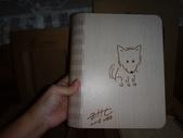 小女兒20歲成人禮物《木雕筆記本--木頭方程式》:DSC00526.JPG