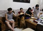 孩子們為詩心媽咪準備的慶生蛋糕與生日歌:IMG_1101.JPG