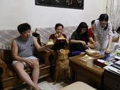 孩子們為詩心媽咪準備的慶生蛋糕與生日歌:IMG_1102.JPG