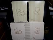 小女兒20歲成人禮物《木雕筆記本--木頭方程式》:DSC00713.JPG