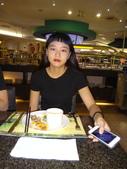 1071016台南-台糖長榮酒店:銅雕展:DSC06494小女兒.JPG