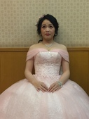 屏東-桃山會館:長女出閣第二場婚宴:IMG_6136新娘.JPG