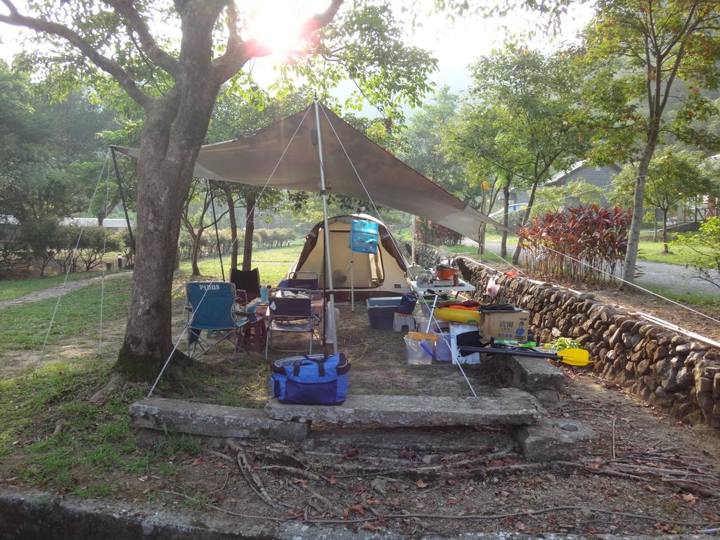 雙溪八景之蘭溪消夏與老農夫生態休閒農莊:DSC04466家庭露營.JPG