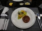 107年老爺慶生晚宴-三鉄鐵板燒:DSC02339番茄野菇溫沙拉.JPG
