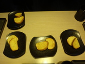 結婚35週年紀念-三鉄鐵板燒餐廳:DSC09374蒜烤麵包.JPG