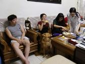 孩子們為詩心媽咪準備的慶生蛋糕與生日歌:IMG_1087.JPG